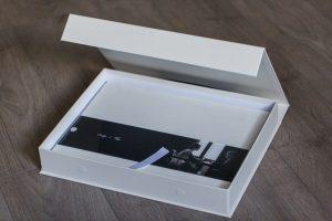 SkyBook Studio Acrylic Pleksiglas Photobook UV Print