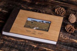 SkyBook Studio WoodCraft Frame