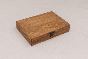 SkyBook Studio Nevio Photobook Collection Wood Box Nature