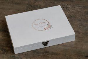 SkyBook Studio Nevio Collection Wood Box