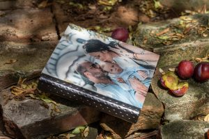 SkyBook Photo Cover Eco Leather