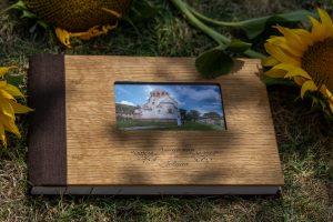 SkyBook Wood Craft Collection Frame