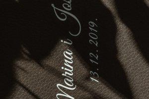 Photobook Classic Flat UV Print Eco Leather