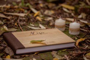 Wood Craft Photobook SkyBook Studio